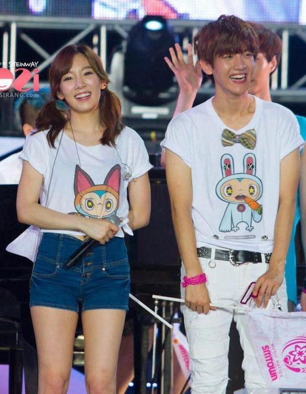 7 tháng trước tin hẹn hò Ravi, Taeyeon lộ loạt bằng chứng nối lại tình xưa với Baekhyun (EXO) - Ảnh 6.