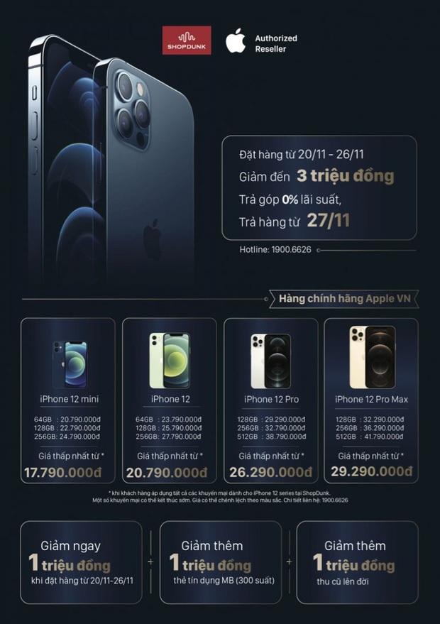 iPhone 12 chính hãng tại Việt Nam đang giảm giá vài triệu đồng mỗi chiếc - Ảnh 3.