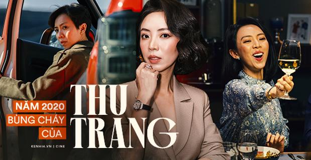 Năm 2020 đại thắng của Thu Trang: Chị đại yang hồ tung hoành với bộ sậu bom tấn trăm tỷ, triệu view - Ảnh 1.