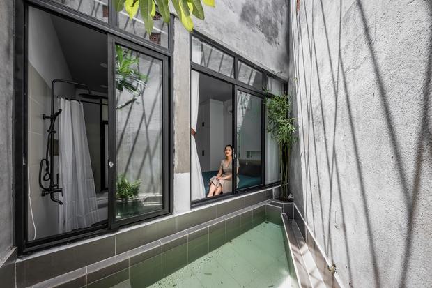 Rời Sài Gòn, cặp vợ chồng trẻ về Đồng Nai xây ngôi nhà cực độc không có phòng khách, lấy phòng bếp làm trung tâm - Ảnh 10.