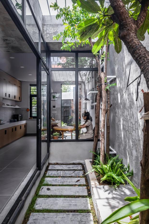 Rời Sài Gòn, cặp vợ chồng trẻ về Đồng Nai xây ngôi nhà cực độc không có phòng khách, lấy phòng bếp làm trung tâm - Ảnh 8.