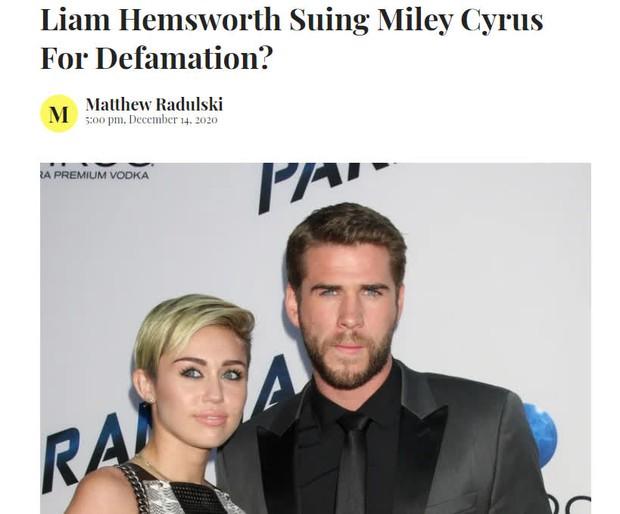 Thì thầm Hollywood: Miley Cyrus bị Liam kiện, gia đình Kardashian tan rã vì nợ 9 nghìn tỷ, Brad Pitt bị Angelina dọa tung clip mắng con - Ảnh 4.