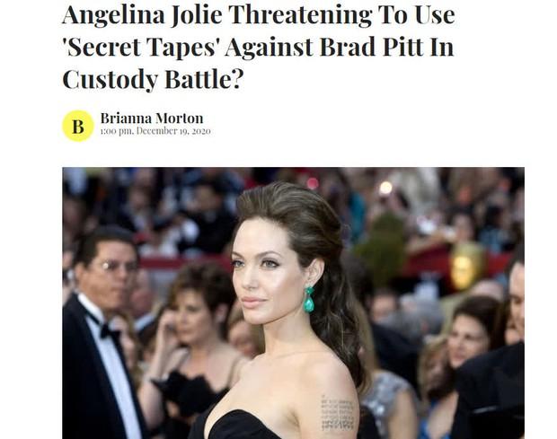 Thì thầm Hollywood: Miley Cyrus bị Liam kiện, gia đình Kardashian tan rã vì nợ 9 nghìn tỷ, Brad Pitt bị Angelina dọa tung clip mắng con - Ảnh 8.