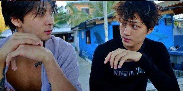 Profile bạn trai tin đồn kém 4 tuổi của Taeyeon: Visual lẫn body 8 múi xịt máu mũi, có mối quan hệ đặc biệt với Kai - Ảnh 6.