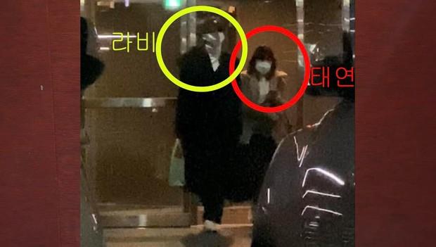 SM phủ nhận chuyện hẹn hò của Taeyeon tiện thông báo sắp có nhạc mới, dân tình cà khịa: Sao phải đến tận nhà nhau làm nhạc? - Ảnh 6.