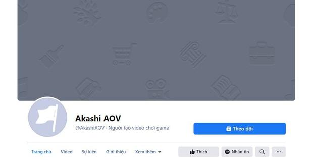 Akashi lên tiếng tố bị cướp fanpage bởi một người anh em, dân mạng đổ xô tìm info nhân vật chính! - Ảnh 4.