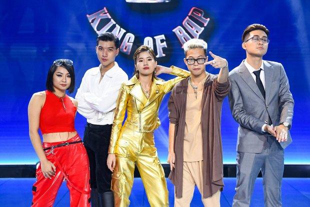 Rap Việt dẫn đầu đề cử TV show của năm tại WeChoice với số phiếu áp đảo, Ký Ức Vui Vẻ bất ngờ vươn lên hạng 2 - Ảnh 7.