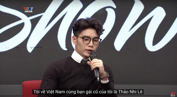 Huy Trần trước khi lộ hint yêu Ngô Thanh Vân từng nói gì về tình cũ Thảo Nhi Lê? - Ảnh 3.
