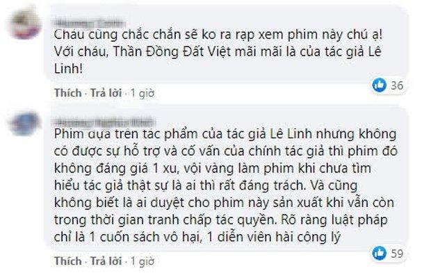 Tác giả Thần Đồng Đất Việt gay gắt phản đối phim Trạng Tí của Ngô Thanh Vân: Tiền bản quyền cũng sẽ lại tuôn vào túi bọn ác - Ảnh 3.