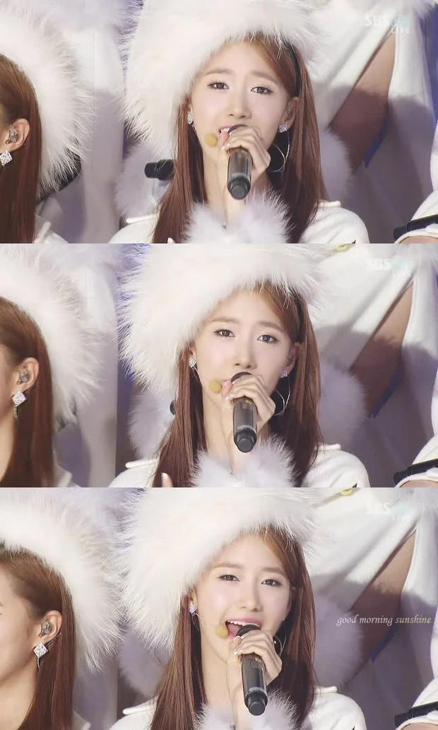 1 thập kỷ trôi qua, chưa mỹ nhân nào vượt được nhan sắc của nữ thần này tại lễ hội âm nhạc cuối năm Gayo Daejun - Ảnh 3.
