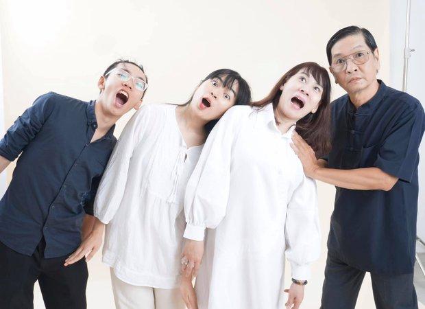Khánh Vân khoe gia đình siêu lầy lại cưng chiều mình như công chúa, tiết lộ bị thầy giáo cấp 3 cho là học dốt vì... điệu quá - Ảnh 1.