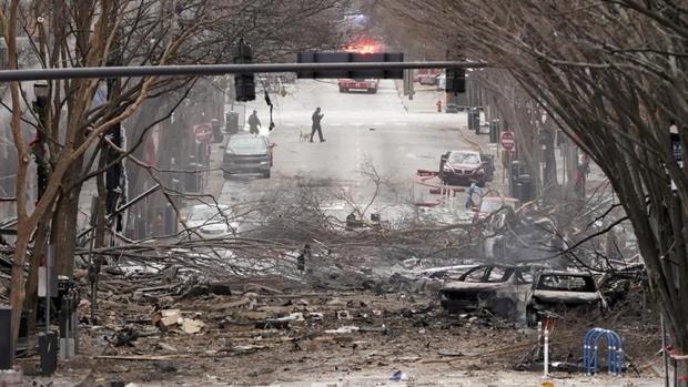 Mỹ xác định danh tính kẻ đánh bom ở Nashville - Ảnh 1.