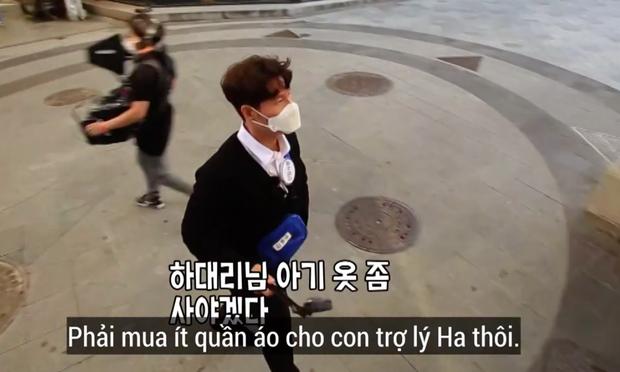 Kim Jong Kook tiết lộ lý do mở nhà hàng cùng Haha: Yêu trẻ con thế mà vẫn chưa chịu lấy vợ? - Ảnh 4.