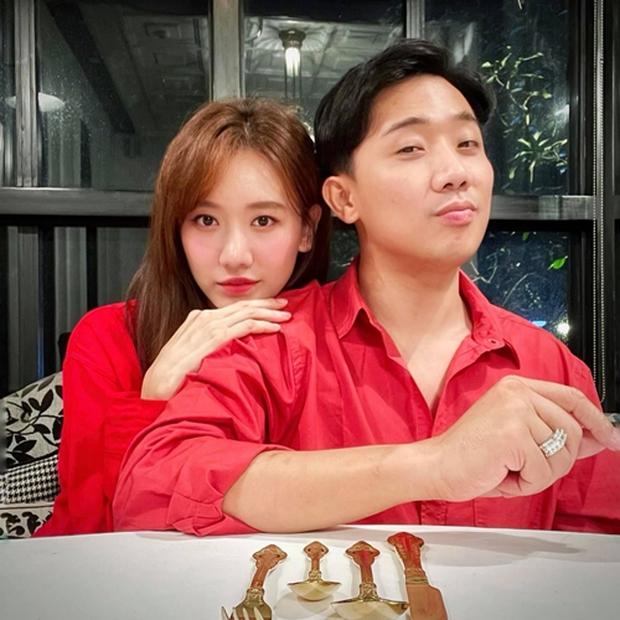Nam Thư chia sẻ về Khánh Vân, Trấn Thành vào bình luận một câu muốn bật ngửa! - Ảnh 4.