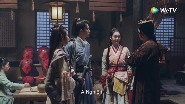 Vương Nhất Bác lỡ nhận là chồng Triệu Lệ Dĩnh ở Hữu Phỉ tập 21-22, nóng ruột lắm rồi hả chàng ơi? - Ảnh 5.