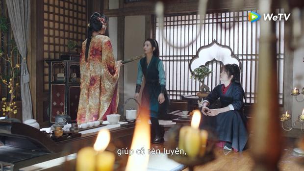 Vương Nhất Bác lỡ nhận là chồng Triệu Lệ Dĩnh ở Hữu Phỉ tập 21-22, nóng ruột lắm rồi hả chàng ơi? - Ảnh 1.