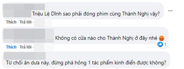 Nghe đồn Thành Nghị tái hợp Triệu Lệ Dĩnh ở bản remake của phim kinh điển, netizen vái trời đừng là thật nha! - Ảnh 3.