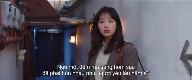 Kim Ji Won ăn ốc né vỏ, vừa tình một đêm đã cho Ji Chang Wook leo cây ở tập 3 Lovestruck In The City - Ảnh 6.