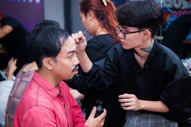 Tiết mục Thái Sơn Beatbox hóa Đen Vâu ở Gương Mặt Thân Quen bị cắt mất khi chiếu trên YouTube - Ảnh 4.