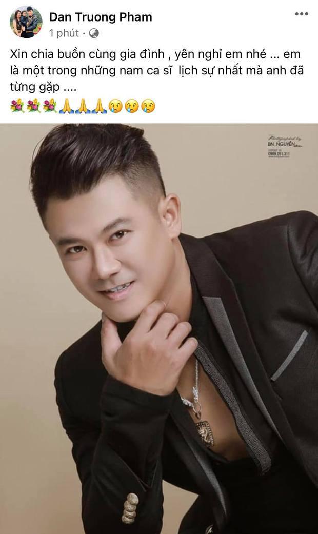 Đan Trường, Nhật Kim Anh và dàn sao Việt bàng hoàng, bật khóc nói lời tiễn biệt ca sĩ Vân Quang Long - Ảnh 7.