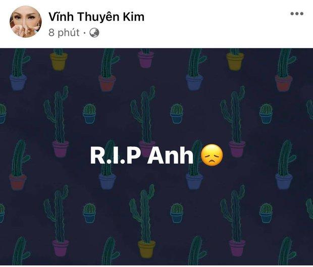 Đan Trường, Nhật Kim Anh và dàn sao Việt bàng hoàng, bật khóc nói lời tiễn biệt ca sĩ Vân Quang Long - Ảnh 8.