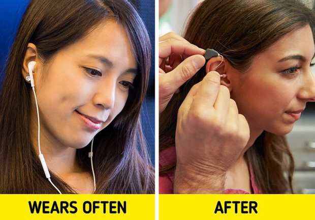 Điều gì sẽ xảy ra với cơ thể nếu bạn đeo tai nghe quá lâu? - Ảnh 2.