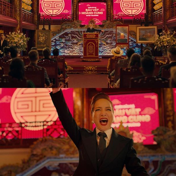 Trailer Gái Già Lắm Chiêu V khoe Kaity Nguyễn với vòng 1 hớ hênh lăn lộn cùng trai đẹp, hé lộ tình tiết tiểu tam gây sốc - Ảnh 4.
