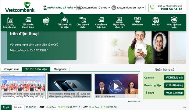 Thẻ ATM truyền thống bị xóa sổ, người dùng đã có thể đăng kí mở thẻ chip mới hoàn toàn qua online - Ảnh 5.