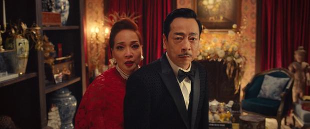 Trailer Gái Già Lắm Chiêu V khoe Kaity Nguyễn với vòng 1 hớ hênh lăn lộn cùng trai đẹp, hé lộ tình tiết tiểu tam gây sốc - Ảnh 5.