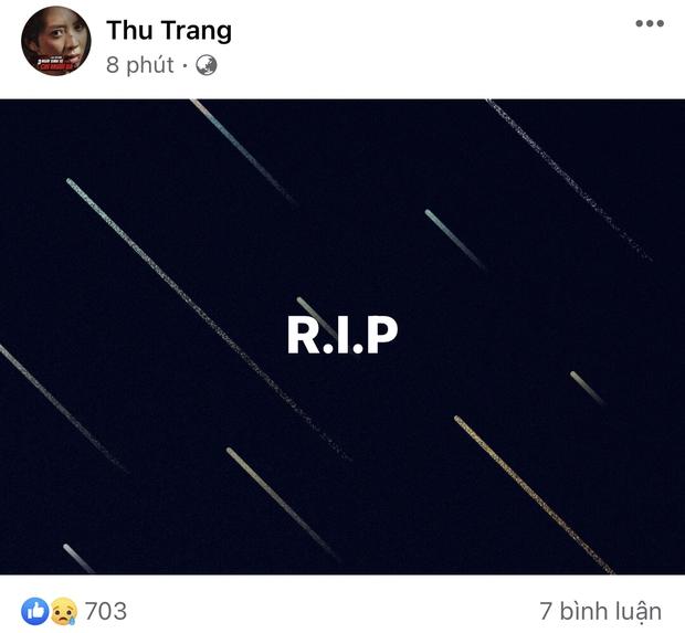 Đan Trường, Nhật Kim Anh và dàn sao Việt bàng hoàng, bật khóc nói lời tiễn biệt ca sĩ Vân Quang Long - Ảnh 13.