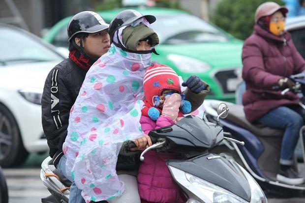 Nâng mức độ cảnh báo rét đặc biệt mạnh, nền nhiệt giảm đột ngột trong đêm mai, Hà Nội chỉ còn 6 độ C - Ảnh 1.
