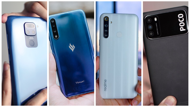 Top smartphone rẻ mà ngon, rất đáng mua trong tầm giá 4 triệu - Ảnh 1.