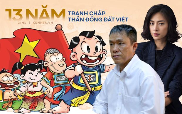 Toàn cảnh 13 năm tranh chấp Thần Đồng Đất Việt và chuỗi drama rầm rộ gần đây quanh bom tấn mùa Tết Trạng Tí của Ngô Thanh Vân - Ảnh 1.