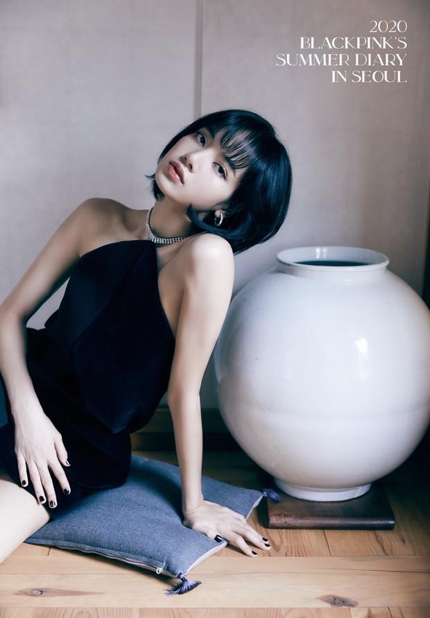 Vì đâu mà Lisa (BLACKPINK) vượt mặt Tzuyu (TWICE) trong Top 100 gương mặt đẹp nhất thế giới? - Ảnh 7.