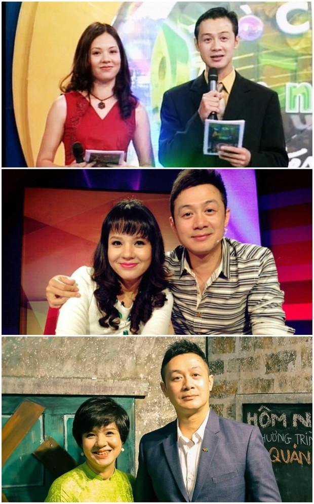 Bất ngờ với hình ảnh ngày ấy - bây giờ của các MC nổi tiếng của VTV sau một thập kỷ - Ảnh 1.