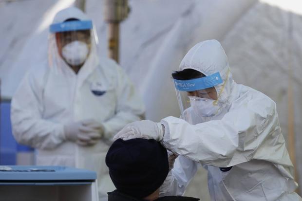 Một nhà tù ở Hàn Quốc ghi nhận thêm 233 ca Covid-19 chỉ trong 1 ngày - Ảnh 1.