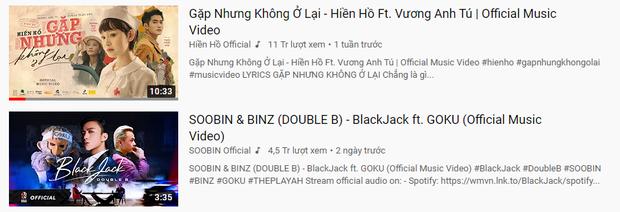 Tình cũ không rủ cũng tới: Soobin bám sát Hiền Hồ trên top trending YouTube, còn thành tích tại HOT14 ai nhỉnh hơn ai? - Ảnh 2.