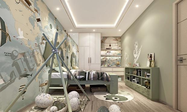 Đầu tư 5 tỷ, cặp vợ chồng biến nhà thô thành penthouse sang xịn mịn với style tối giản cực mê - Ảnh 19.