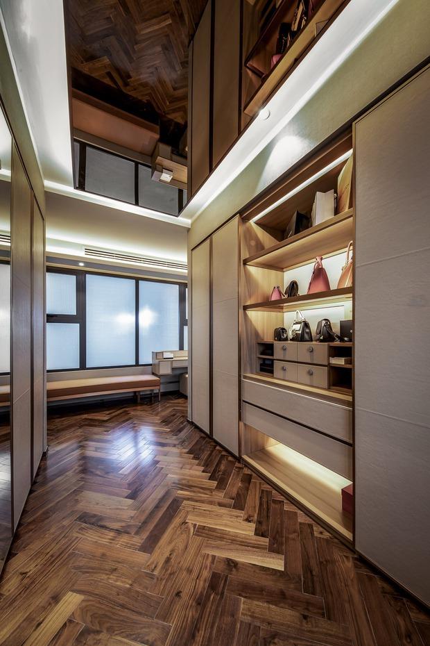 Đầu tư 5 tỷ, cặp vợ chồng biến nhà thô thành penthouse sang xịn mịn với style tối giản cực mê - Ảnh 16.