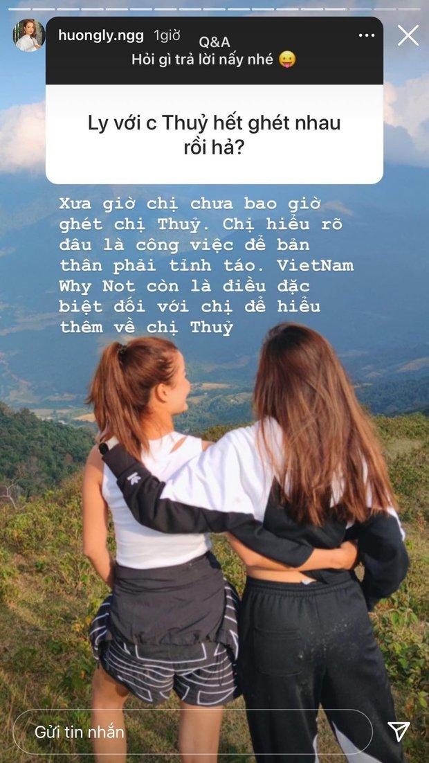 Hương Ly xác nhận chưa bao giờ ghét Mâu Thủy: Tham gia Vietnam Why Not là điều đặc biệt để hiểu thêm về chị ấy - Ảnh 5.