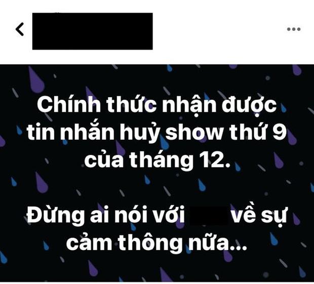 Vpop lao đao trước diễn biến mới của Covid-19: Erik đầu tư MV 2 tỉ phải hoãn, Hoà Minzy huỷ show hàng loạt, quản lí nghệ sĩ than trời - Ảnh 6.