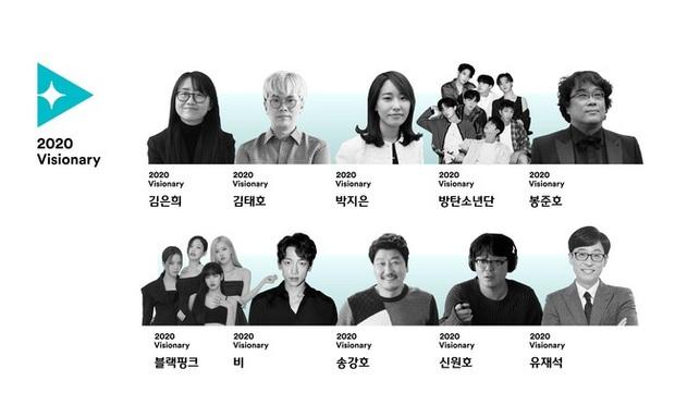 Tập đoàn CJ công bố 10 nhân vật Hàn Quốc truyền cảm hứng toàn cầu có BTS và BLACKPINK, Song Joong Ki sẽ vinh danh đặc biệt tại MAMA 2020 - Ảnh 9.