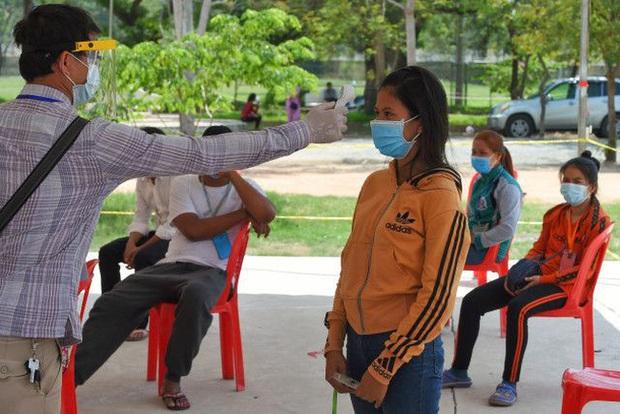 Campuchia ghi nhận thêm 2 ca nhiễm COVID-19 trong cộng đồng - Ảnh 1.