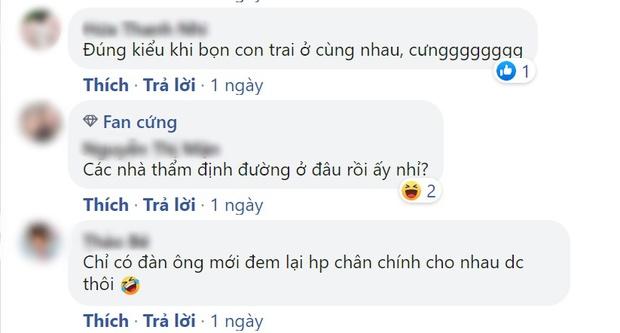 Tống Uy Long bị Tỉnh Bách Nhiên khóa cổ siêu cưng ở phim trường, giỡn vui vậy mà kêu không thân? - Ảnh 3.
