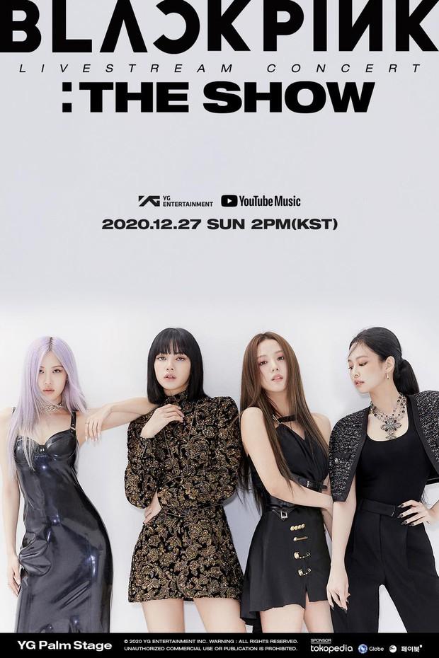 HOT: BLACKPINK sẽ tổ chức concert online vào ngày 27/12 nhưng tên show đơn giản quá nghe mà tức - Ảnh 5.