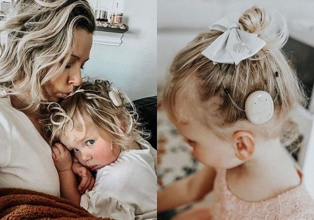 Bé gái khiếm thính mếu máo chực khóc vì được nghe giọng mẹ lần đầu trong đời từng gây xúc động hàng triệu người giờ ra sao? - Ảnh 4.