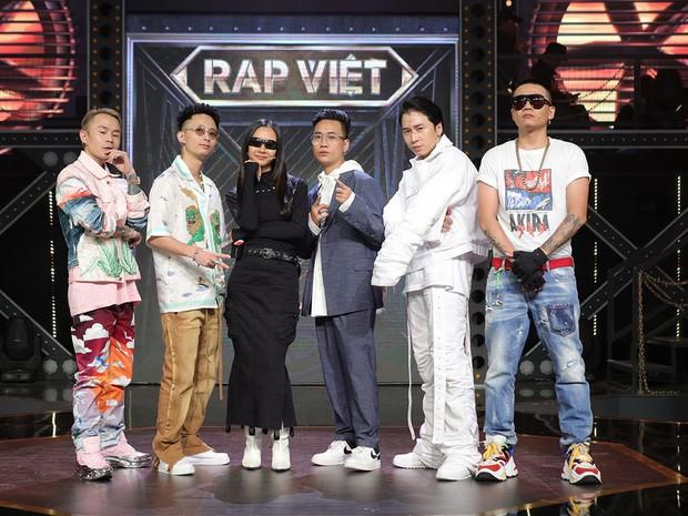 Rap Việt, Thách Thức Danh Hài & 7 Nụ Cười Xuân xuất sắc có mặt trong top 10 video nổi bật nhất YouTube 2020 - Ảnh 2.