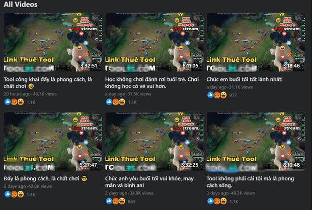 Ngán ngẩm hacker ngang nhiên livestream tool hack Liên Minh Huyền Thoại, còn tự nhận là phong cách sống mới - Ảnh 2.