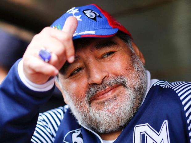 Bí ẩn mới về cái chết của Maradona: Tim nặng gấp đôi người thường khi qua đời - Ảnh 1.