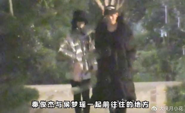 Sau 2 năm chia tay, tình cũ Dương Tử bị paparazzi tung loạt ảnh đưa đồng nghiệp về nhà, Cbiz có thêm cặp phim giả tình thật? - Ảnh 5.
